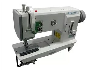 Aurora A-1245 Industrial sewing machine with unison feed