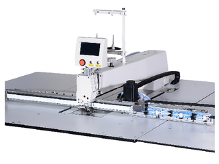 AAS-1300-980 Programmable automatic sewing machine for stitching large blanks