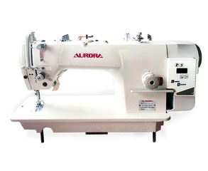 AURORA A-721D-5 Lockstitch sewing machine with needle feed