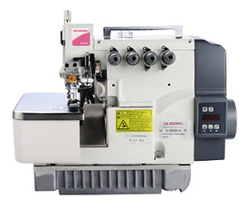 6 - thread overlock AURORA A-800D-6 with direct drive