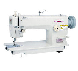 AURORA A-721-3 Industrial lockstitch sewing machine with needle feed