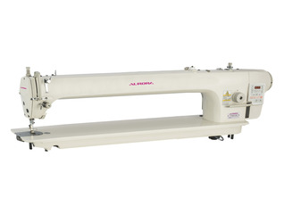 AURORA A-8800-560 Long-arm sewing machine for sewing medium and heavy materials