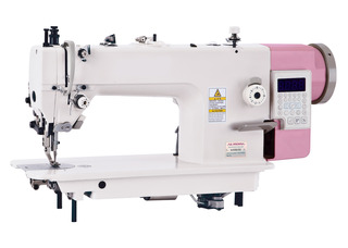 A-0302-D3 Direct drive sewing machine with a presser foot feed and electronic functions