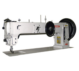 AURORA A-272 Long-arm machine with unison feed