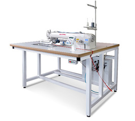 AAS-0302-560-D4 - Automatic sewing machine for stitching large blanks