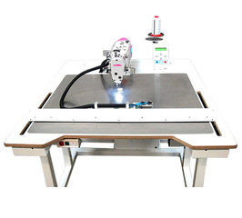 AAS-3500 - Automatic sewing machine for manufacturing top of footwear